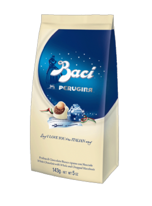 Baci White (Bianco) Chocolate | Trulli Baci™